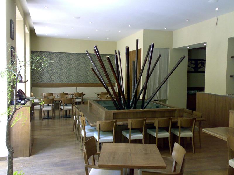 Arredi per ristornati realizzati in falegnameria milano e for Arredamenti per ristorante